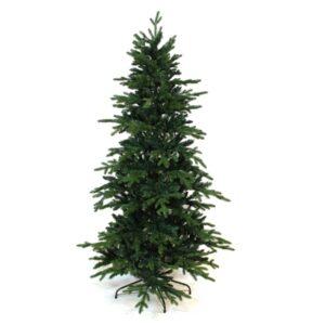 Albero verde slim h 180 cm