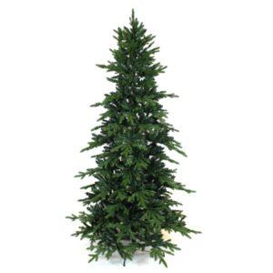 Albero h 210 cm verde slim