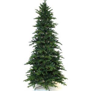 Albero verde slim cm 240