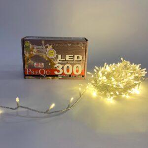 300 led bianco caldo