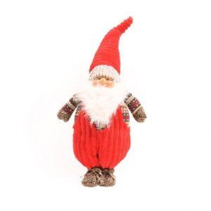 Elfo natalizio h 72 cm