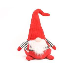 Gnomo natalizio fermoposta h cm 68